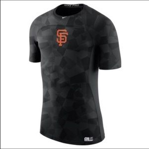 Men's Nike Pro San Francisco Giants Shirt